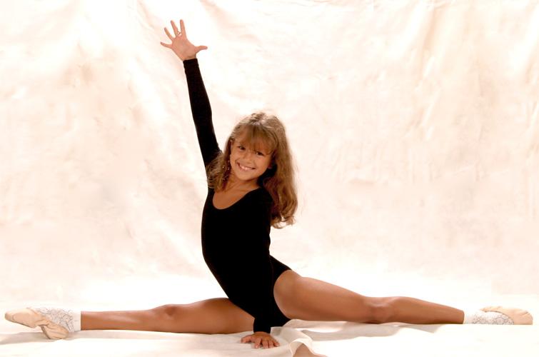 Спорт балет гимнастика порно фото