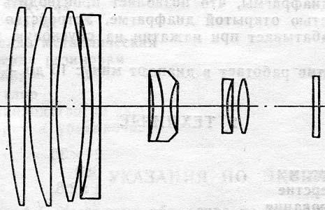 Оптическая схема MC APO Arsat