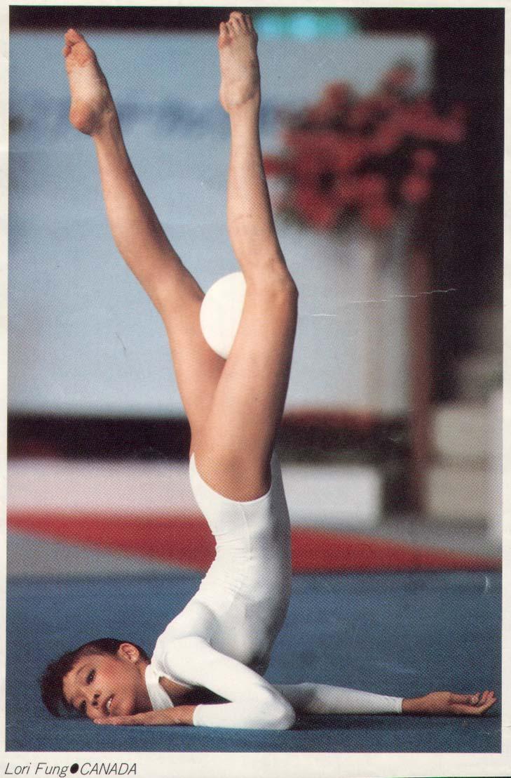 Юные гимнастки голые фота 21 фотография