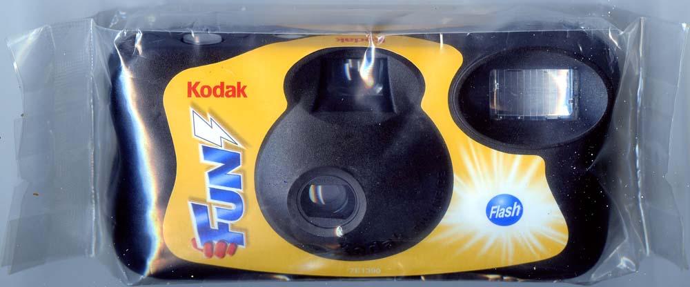 Одноразовые камеры Kodak